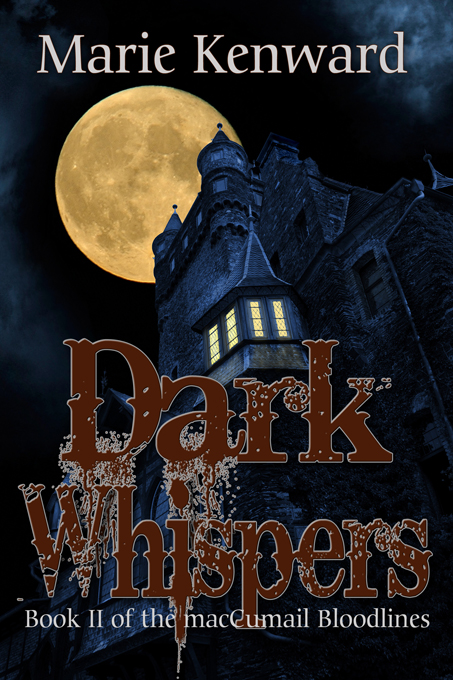 Link to Dark Whispers Book Cover