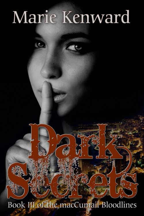 Link to Dark Secrets Book Cover